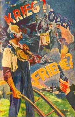 Krieg oder Friede?  1930