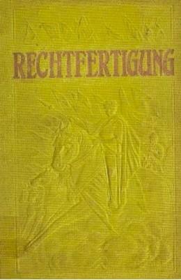 rechtfertigung 1931