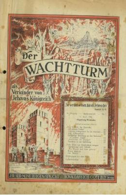 Der Wachtturm 1946, №2,5,9,16
