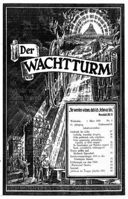 Der Wachtturm 1950 №5