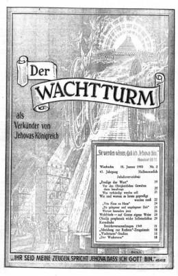 Der Wachtturm 1950 №2