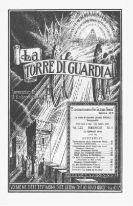 la torre di guardia 1949 №2