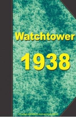 watch tower   1938, №1-24