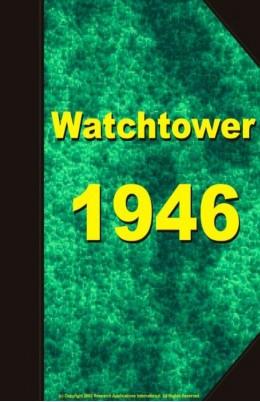watch tower   1946, №1-24